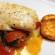 Fisk med tomatrelish
